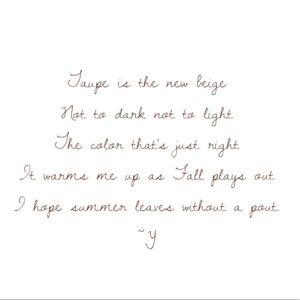 Poetry Corner Fall Vibes 🍂🍁